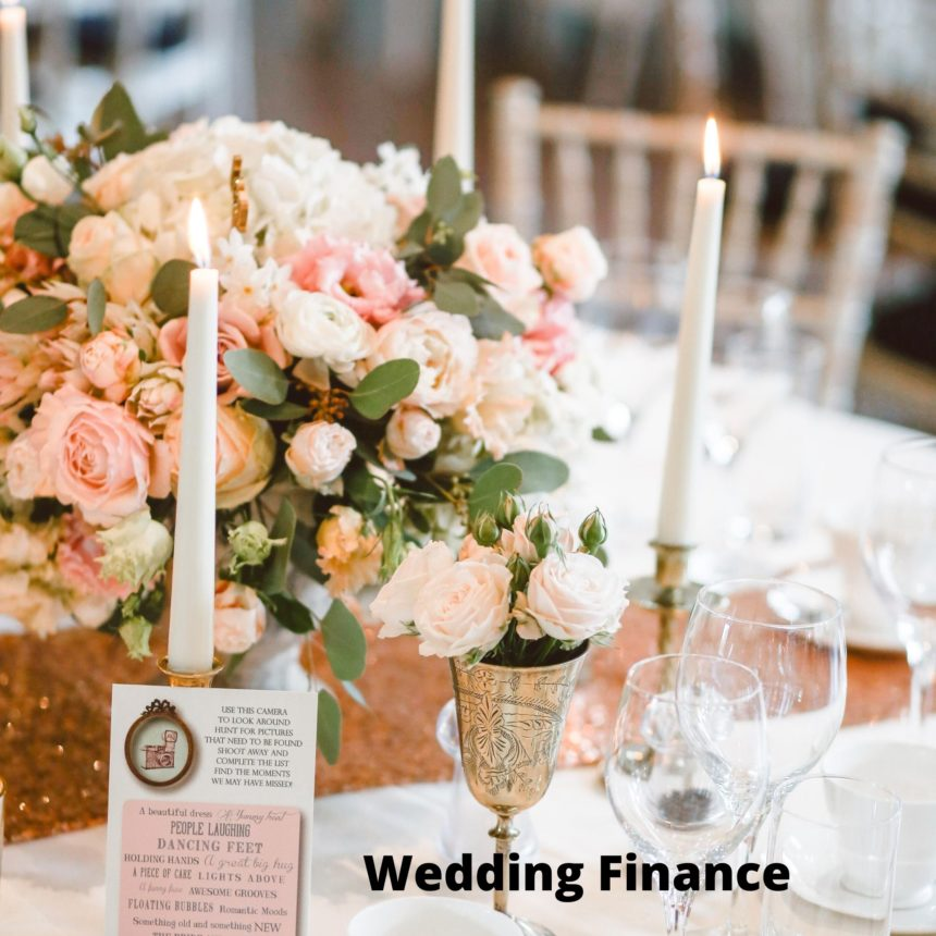 How Wedding Finance Helps Couples to Keep the Vows